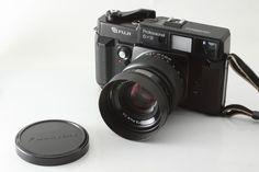 Fujifilm Fuji GW690 II Medium Format Rangefinder Film Camera with 90 3 5 288 | eBay