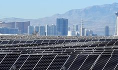 The City Of Las Vegas Is Now Powered Entirely By Renewable Energy | The Huffington Post