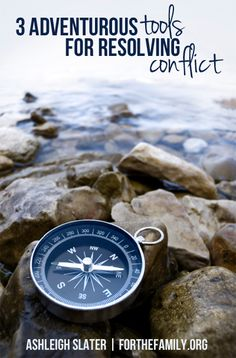 3 helpful communication tools for when you face conflict in your marriage.
