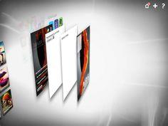 A 3D UI? www.taia76.com Best Apps, App Design, Ipad, Cool Stuff, Storage, People, Home Decor, Purse Storage, Decoration Home