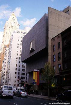 Whitney Museum, NYC