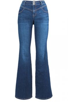 Littlewoods South Chelsea High Waisted Kick Flare Jeans, £32
