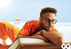 Seth Rogen on Surviving Hollywood, the High Life, and Kanye's Movie Theater Backstage, Gq Usa, Male Fashion Trends, Men's Fashion, Street Fashion, Fashion Ideas, Rap Albums, Superbad, The Fashionisto