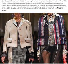 #MFW Mi review del desfile Prada Women's #SS2016 en mi blog MoodboardMuse.
