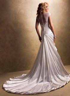 Afton - by Maggie Sottero wedding dresses www.finditforweddings.com