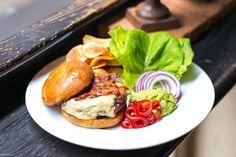 Gramercy Tavern-chef burger