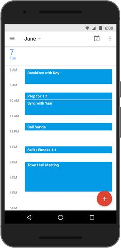"""Google Calendar's """"Find a time"""" feature makes sure everyone is free to attend a meeting before you schedule one"""