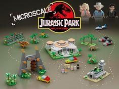 LEGO Ideas - Product Ideas - Microscale Jurassic Park
