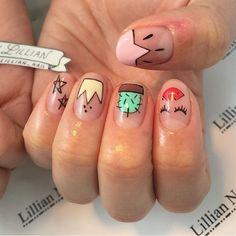 Korean nail art is on point!