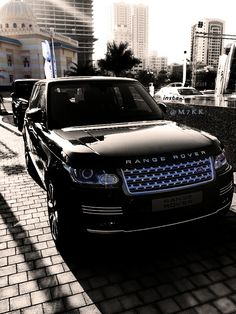 Beautiful Range rover 2014