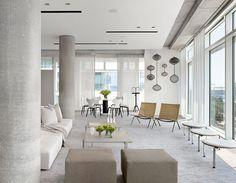 Salón espacioso #Salones  #Living_room