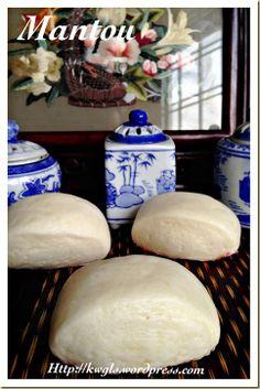 Chinese Steamed Bread–Mantou (刀切馒头)   GUAI SHU SHU
