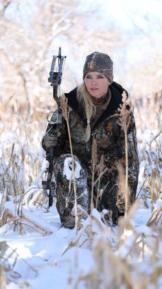 We are proud of Ms Kansas 2013 Theresa Vail! #hunting #gameseason