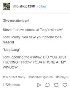 I hate stony but it's just too dam funny