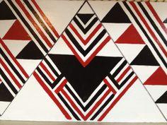 Ataahua patterns, Paruaharanui marae