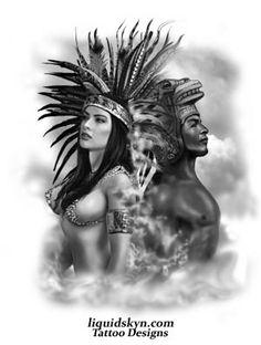 Aztec Gods | 300px