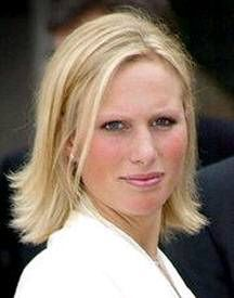 Full Name: Zara Anne Elizabeth Phillips  Father: Mark Phillips  Mother: Princess Anne, Princess Royal  Relation to Elizabeth II: Granddaughter  Born: May 15, 1981 at St Mary's Hospital, Paddington, London  Current Age: 30 years, 10 months and 22 days  Married: Mike Tindall on July 30, 2011 at Canongate Kirk, Edinburgh
