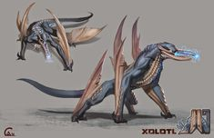 Monster Hunter Fan Design by kineticflow