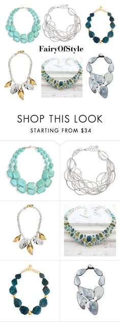 """Necklaces. Want?"" by fairyofstyle on Polyvore featuring мода, Natasha, NEST Jewelry, Lulu Frost, Poppy Jewellery, Nest и Viktoria Hayman"