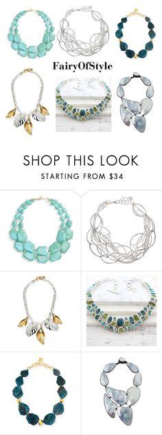 """Necklaces. Want?"" by fairyofstyle on Polyvore featuring мода, Natasha, NEST Jewelry, Lulu Frost, Poppy Jewellery, Nest и Viktoria Hayman"