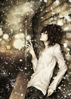 Ryuzaki,L - Death Note