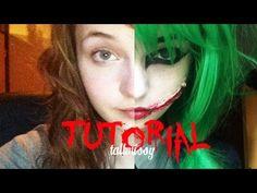 Tutorial: FEMALE JOKER | TallMissy - YouTube