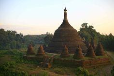 Explore the Treasures of Burma Burj Khalifa, Asia, Explore, Temples, World, Travel, Viajes, Destinations, The World