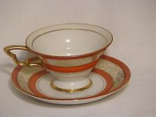 Lovely Teacup and Saucer for Use or Beautiful Display