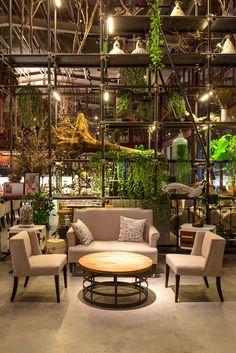 Vivarium Restaurant Bangkok by HYPOTHESIS + Stu/D/O Architects