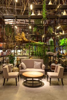 Vivarium Restaurant Bangkok by HYPOTHESIS + Stu/D/O Architects