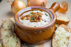 be healthy-page: French Onion Soup Dip