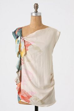 Paint-Box Blouse.  Might be nice to recreate somehow, since it's out of production.