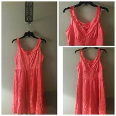 LONDON TIMES SPRING SUNDRESS SIZE 10 LONDON TIMES SPRING SUNDRESS SIZE 10, LENGTH 39 INCHES LONG, WAIST 32 INCHES, SHELL 100% COTTON, LINING 100% POLYESTER London Times Dresses
