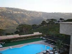 LEBANON, PINELAND HOTEL