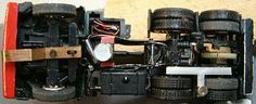 Faller Car, System Schleifer Lenkhebel
