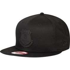 247e2d53896f6 Everton New Era 9 Fifty Snapback Cap Cap - Black Everton Fc