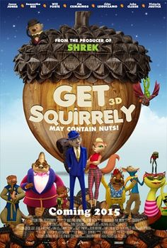 Download Film Get Squirrely (2015) 720p BluRay Subtitle Indonesia