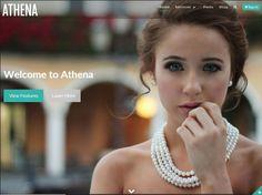 Athena — Free WordPress Themes Wordpress Theme, Free