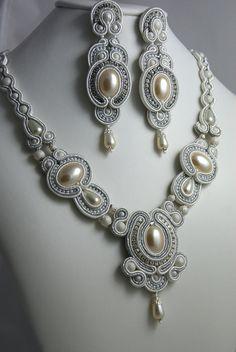 Bridal Soutache Set   Flickr - Photo Sharing!