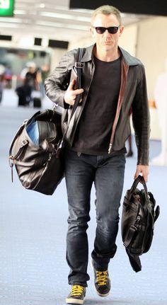 Bags & Jacket