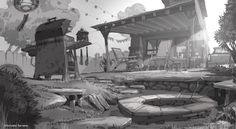 VISUAL DEVELOPMENT • PRODUCTION DESIGN • LECTURER • Animated Films, Games & Commercial • www.facebook.com/armandserrano.artist • Twitter - @ArmandSerrano