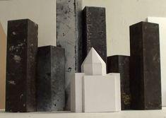 Historical Architectural Models Aldo Rossi - Teatro del mondo