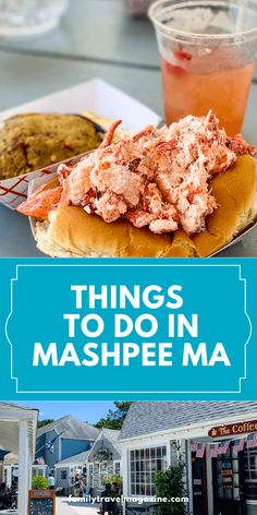 Things to do in Mashpee MA (on Cape Cod), including where to stay, what activities you'll find, and where to eat. Mashpee Commons, Cape Cod Towns, Smoothie Shop, Stuff To Do, Things To Do, Breakfast Cafe, Delicious Restaurant, Travel Magazines