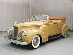 1941 Packard 120 Convertible Sedan