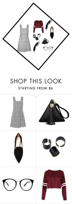 """city girl"" by divyajain-1 on Polyvore featuring New Look and Nicholas Kirkwood"