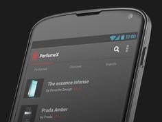 Android App UI by Sai Nihas