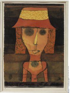 Klee. davidcharlesfoxexpressionism.com #paulklee #abstractart…