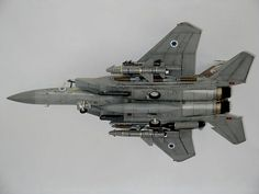 McDonnell IAF F -15I Ra'am