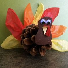 I know most of us still have Halloween stuff to put away, but Thanksgiving is only a few weeks away!  We'll be sharing some fun projects and crafts over the next few weeks on fun ideas and projects to do with your kids. Our first project is one I always enjoyed doing as a child, … … Continue reading →