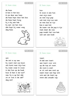 Kids Learning Activities, Preschool Worksheets, Primary School, Pre School, Learn Dutch, Dutch Language, Starting School, Creative Teaching, Homeschool